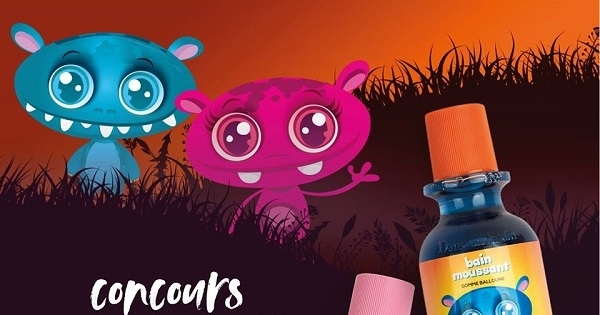 Concours Gagnez un ensemble de 4 produits Dans un Jardin pour enfants!