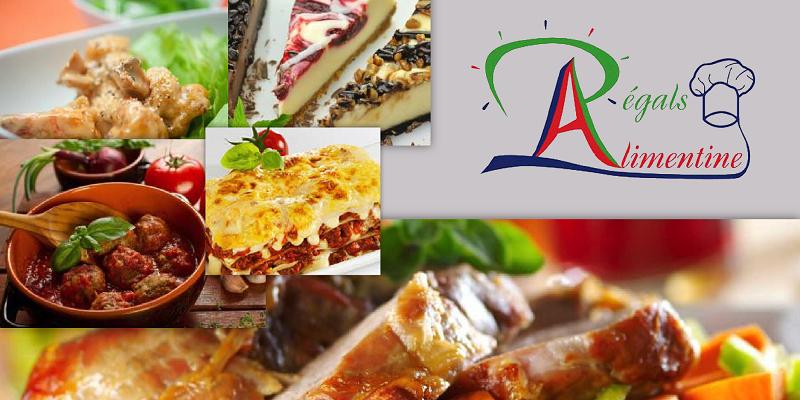 Concours Gagnez 200$ de mets cuisinés maison grâce à Régals Alimentine!