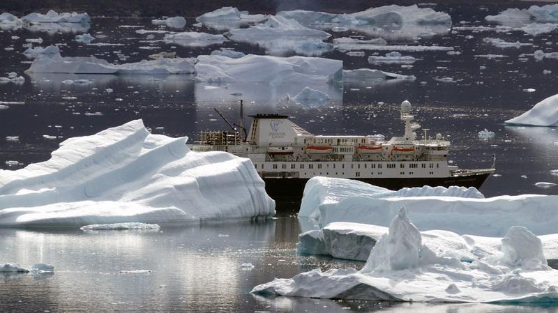 Concours Gagnez un voyage pour 2 dans l'Arctique canadien et au Groenland!