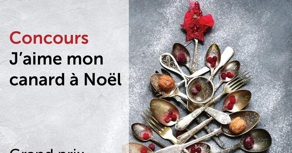 Concours Gagnez un ensemble de produits  de Canards du Lac Brome ainsi qu'une cocotte en fonte émaillée!