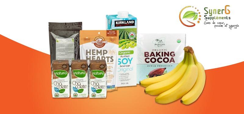 Concours Gagnez un ensemble de produits naturels SynerG pour obtenir plus d'énergie!