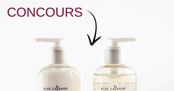 Concours Gagnez un duo de savon et crème à la lavande!