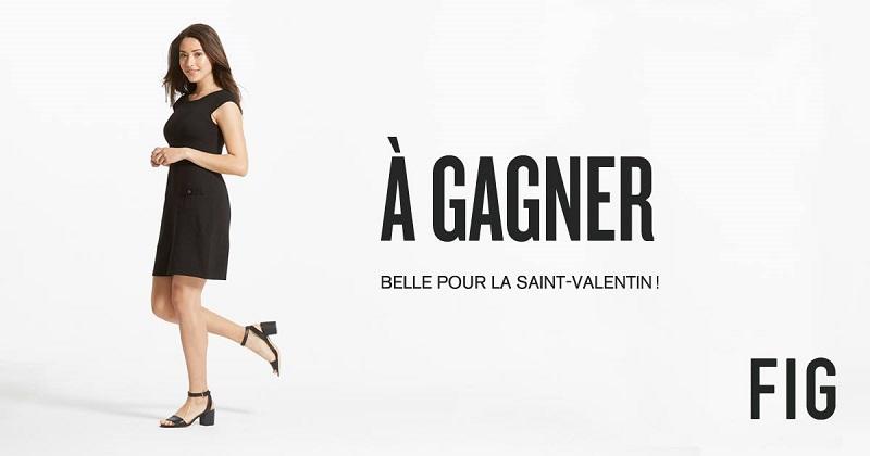 Concours Belle pour la Saint-Valentin avec FIG!