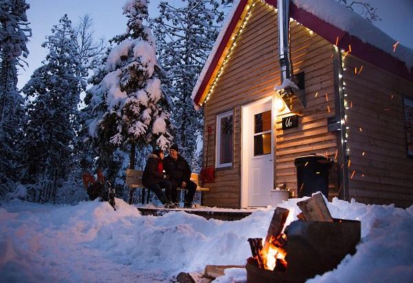 Concours Gagnez un séjour en amoureux de 2 nuitées aux Micro-Chalets des Appalaches!