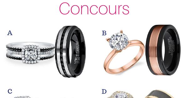 Concours Gagne ton ensemble de bagues préféré offertes par Bijoux Escargot!