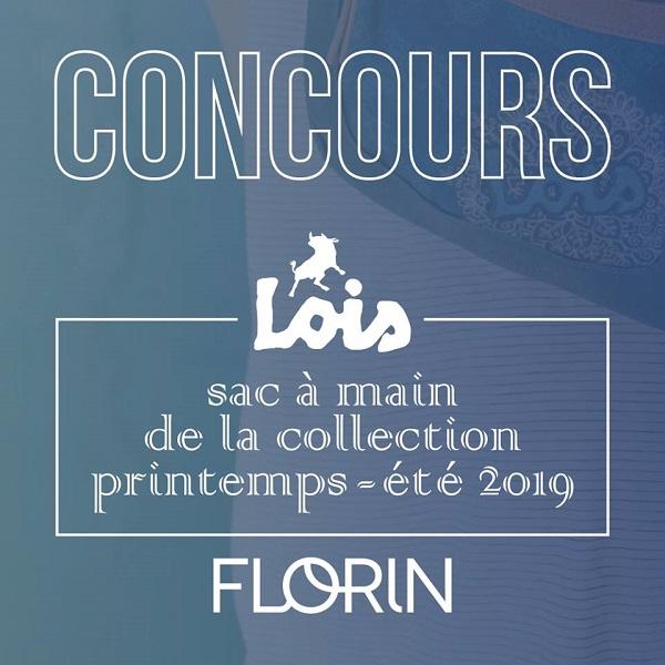 Concours Gagnez votre sac à main LOIS de la nouvelle collection printemps-été 2019!