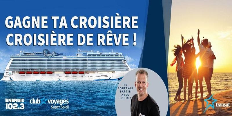 Concours Gagne ta croisière de rêve sur le NCL Escape!