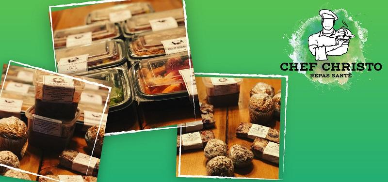 Concours Gagnez un chèque cadeau de 50$ pour les plats du Chef Christo à déguster toute la journée!