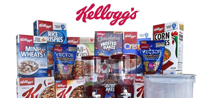 Concours Gagnez un ensemble ultime pour amateurs de céréales Kellog's!