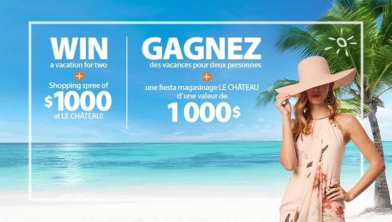 Concours Gagnez un voyage tout compris à Los Cabos, au Mexique!