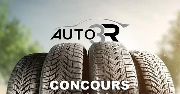Concours 4 pneus d'été à gagner!