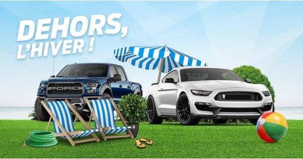Concours Gagnez une carte-cadeau Rona de 200$ offerte par 440 Ford Lincoln Laval!