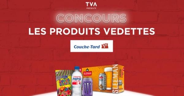 Concours les Produits Vedettes