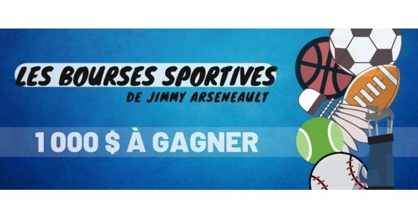 Concours Gagnez une Bourse Sportive de 1 000 $