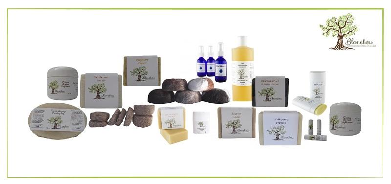 Concours Gagnez un ensemble de produits naturels pour le corps de la Savonnerie Blanchou!