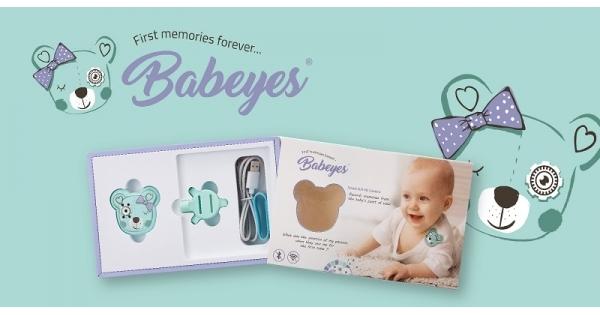 Concours Gagnez une caméra miniature Babeyes pour voir à travers les yeux de votre bébé!