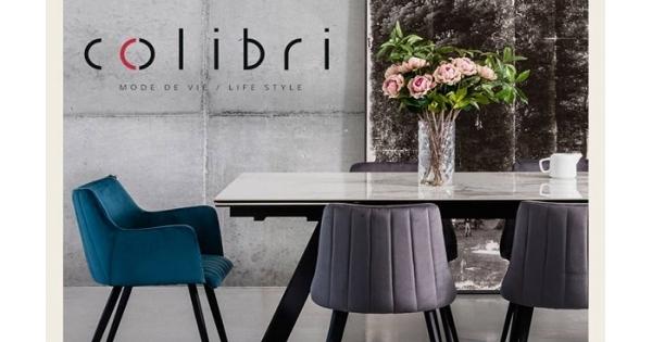 Concours Gagnez un mobilier de salle à manger 5 morceaux Colibri d'une valeur de 3 719,99$!