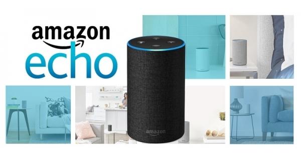 Concours Gagnez un assistant vocal Amazon Echo pour être obéi au doigt et à la voix!
