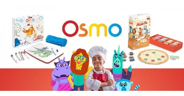 Concours Gagnez un ensemble de jeux interactifs Osmo pour amuser les enfants!