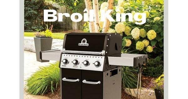 Concours Gagnez un barbecue Broil King d'une valeur de 749,99$!