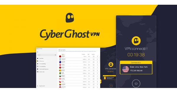 Concours Gagnez une licence du VPN CyberGost pour sécuriser votre connexion internet!