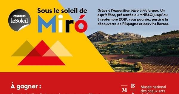 Concours Gagnez un voyage pour 2 personne en Espagne!