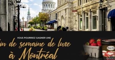 Concours Gagnez une fin de semaine de luxe à Montréal, hébergement, spa, repas et plus encore!