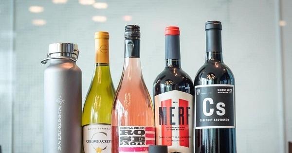 Concours Gagnez un ensemble de 4 délicieux vins de Washington!
