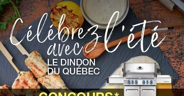 Concours Gagnez un BBQ Napoléon Prestige, une housse et un bac à charbon d'une valeur de 1800$!