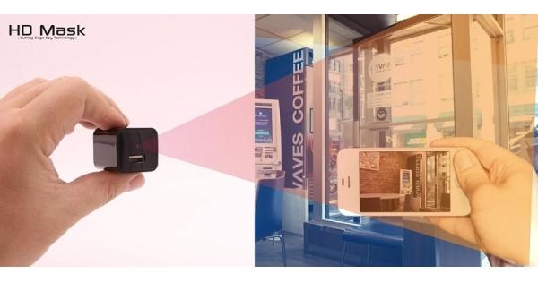 Concours Gagnez une caméra de surveillance miniature HD Mask!