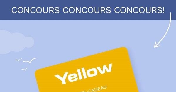 Concours Gagnez une carte-cadeau Chaussures Yellow d'une valeur de 250$!