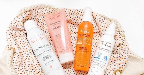 Concours Gagnez une routine complète pour prendre soin de votre peau cet été!