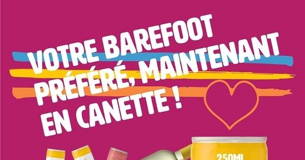 Concours Gagnez une glacière et des produits Barefoot!