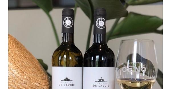 Concours Gagnez 2 bouteilles de vin du De Lavoie - Vignoble et cidrerie ainsi qu'une sélection de fromages d'ici!