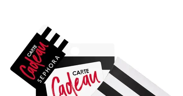 Concours Gagnez une carte-cadeau Sephora de 200$!