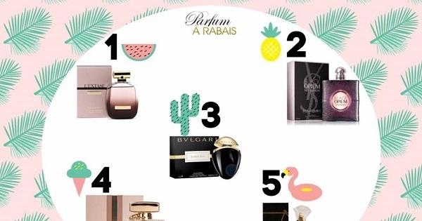 Concours Gagnez une des ces 5 fragrances féminines!