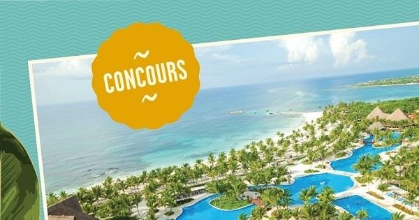 Concours Gagnez un VOYAGE tout inclus pour 4 au Mexique ou l'un des 12 PANIERS-CADEAUX ChocoFavoris!