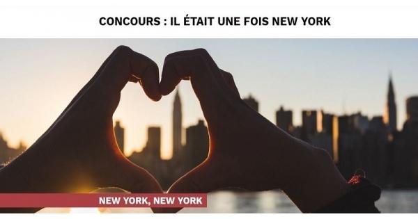 Concours Gagnez un voyage à New York!