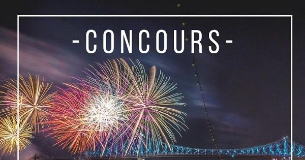 Concours GAGNEZ un SOUPER-CROISIÈRE 3 SERVICES & FEUX D'ARTIFICE à Montréal à bord du AML Cavalier Maxim!