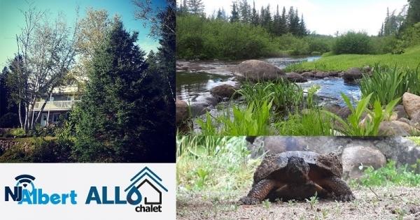 Concours Gagnez un séjour au Chalet du Loup, à St-Alexis-des-Mont!