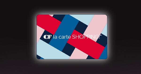 Concours Gagnez une carte cadeau CF Fairview Mall d'une valeur de 50$!