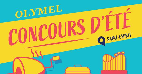 Concours Olymel St-Esprit nourrit votre party!