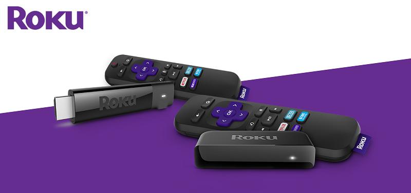 Concours Gagnez un appareil Roku pour rendre votre télévision intelligente!