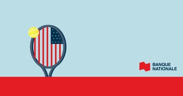 Concours Gagnez un voyage pour 2 personnes aux Internationaux de tennis des États-Unis à New York