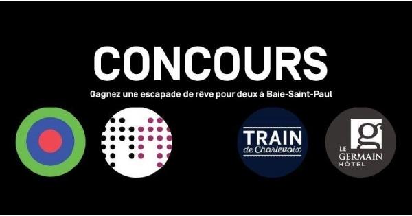 Concours Gagnez une escapade de rêve pour 2 à Baie-Saint-Paul!
