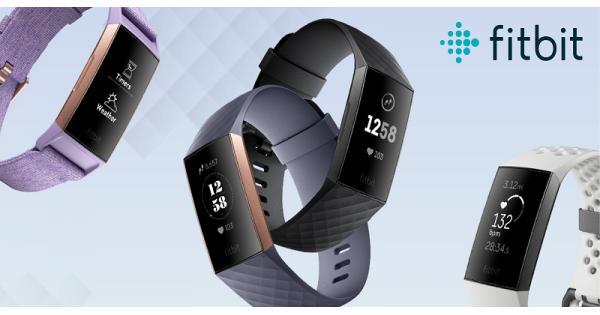 Concours Gagnez un bracelet d'activité Fitbit pour suivre toutes vos activités physiques!