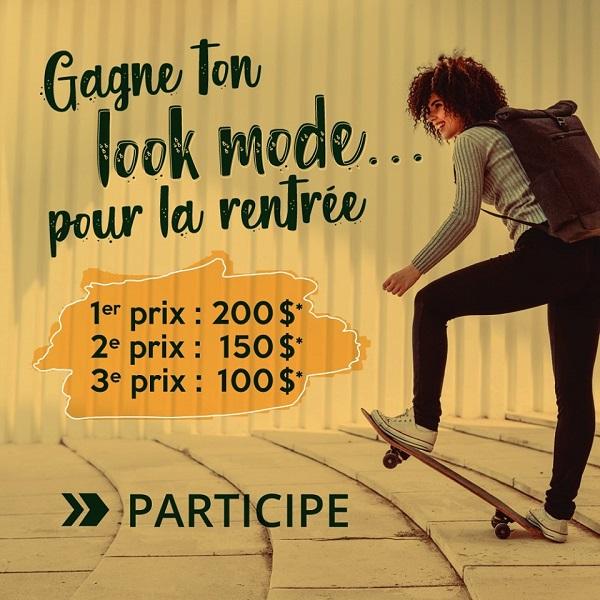 Concours Gagnez une des 3 cartes-cadeaux des Galeries Joliette!