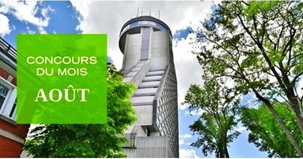 Concours Gagnez un séjour d'une valeur de 350$ à l'Hôtel le Concorde Québec!