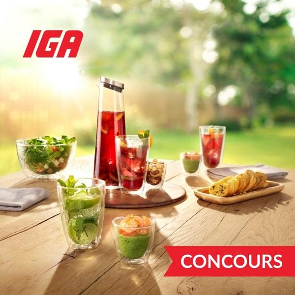 Concours Gagnez un ensemble de produits de cuisine Vivo!