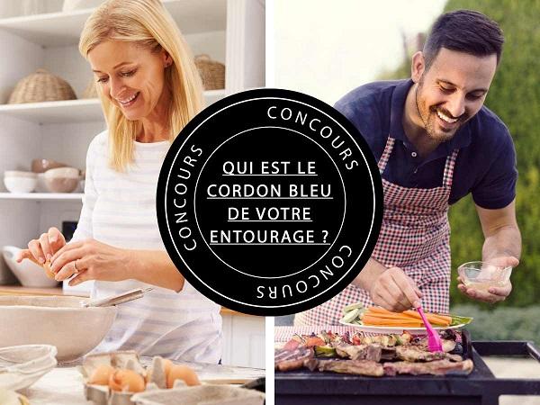 Concours Gagnez une planche à découper faite de noyer signée Cuisines Beaucage!
